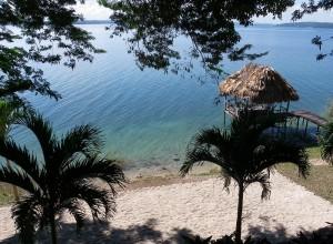 Stunning Lake Petén Itzá