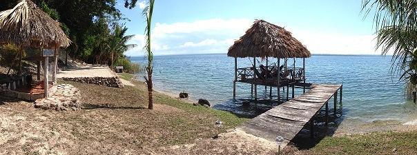 rent house peten itza